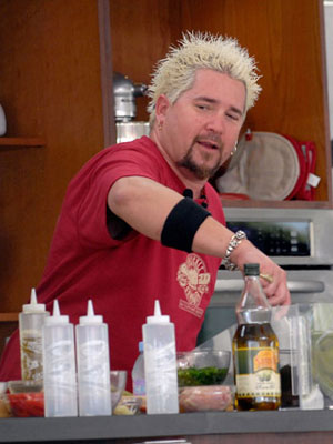 Pros cons the food network 39 s guy fieri 39 s custom garage - Food network ricette a tavola con guy ...