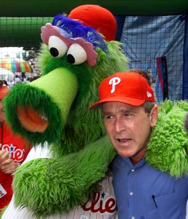 phanatic and bush
